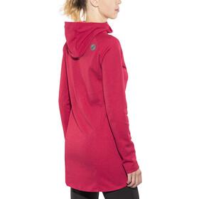 PYUA Spate S Fleece Jacket Women red melange